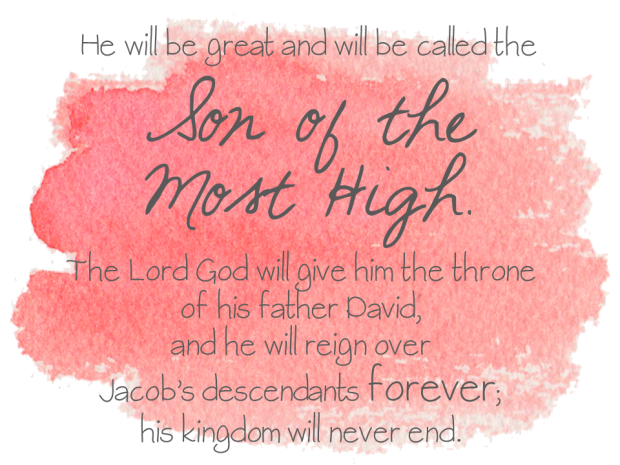 Son of the Most High